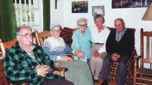 La mycolade des aînés